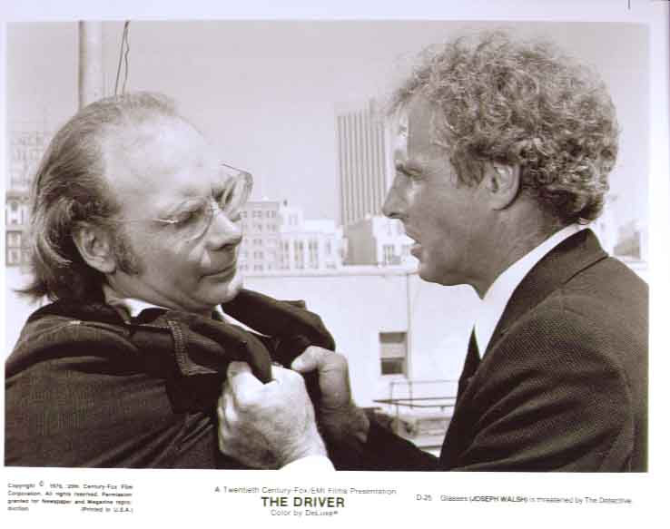 Bruce Dern & Joseph Walsh: The Driver 8x10 still 25