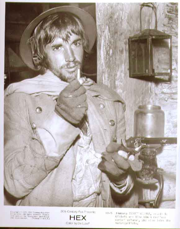 Scott Glenn: HEX 1973 8x10 still 5