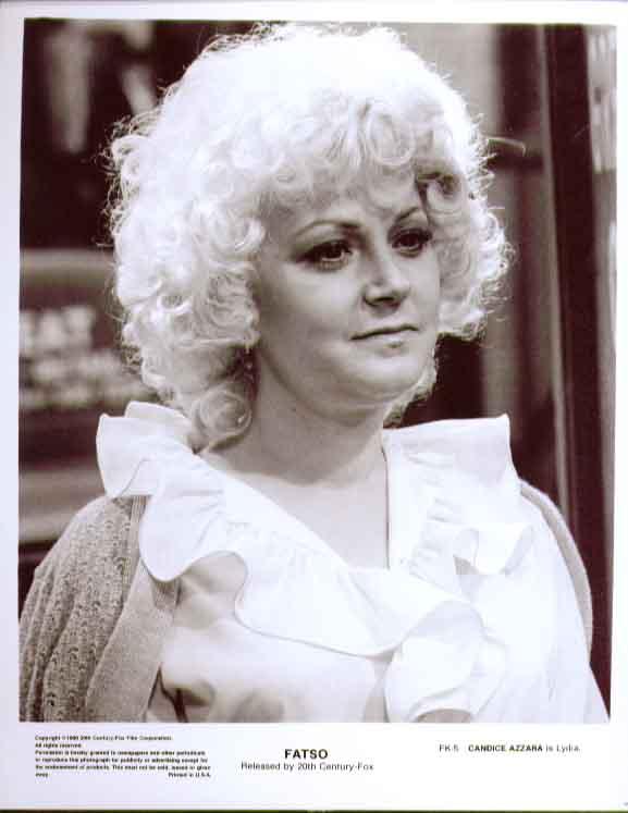 Candice Azzara as Lydia: Fatso 1980 8x10 still 5