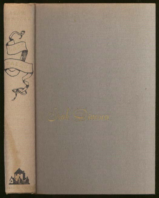 Isak Dinesen: Last Tales 1st edition 1957