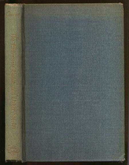 John Cheever The Enormous Radio & o s 1st ed 1953