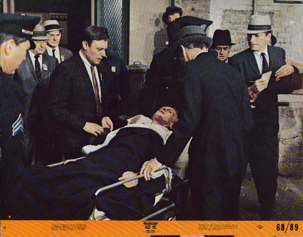 Image for Harry Guardino Madigan lobby card 1968