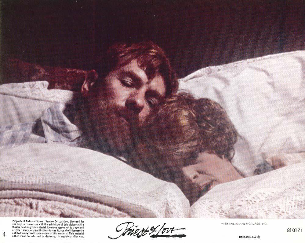 Image for Ian McKellen & Suzman Priest of Love lobby card 1981