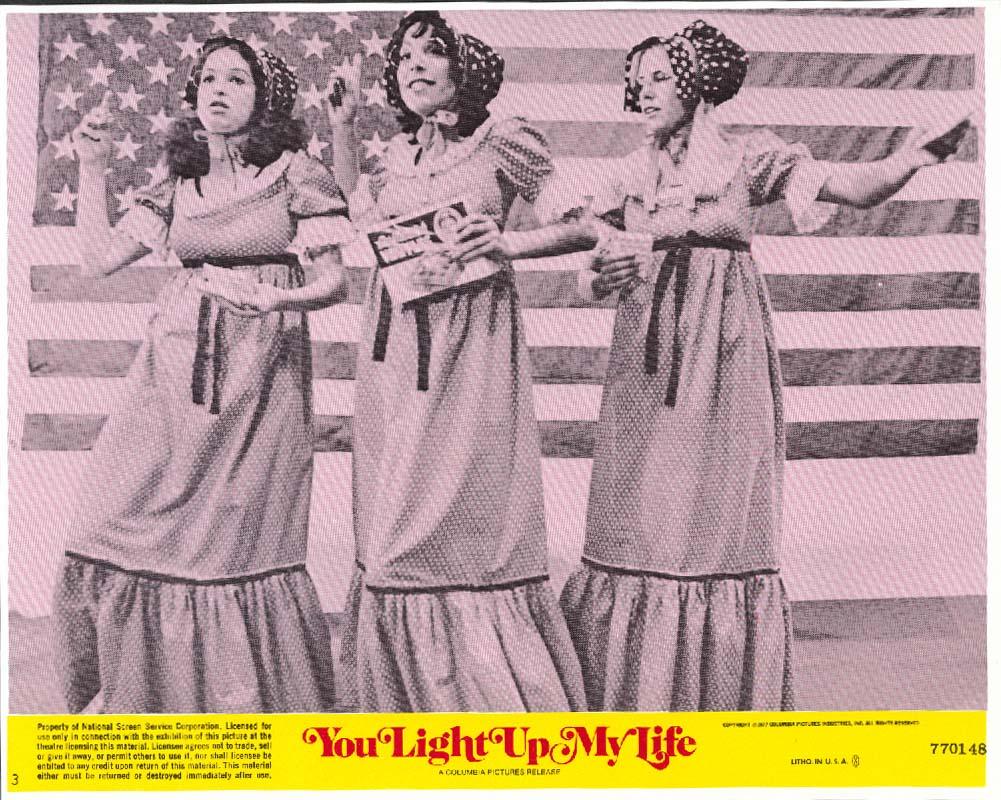 Didi Conn Mayron You Light Up My Life lobby card 1977