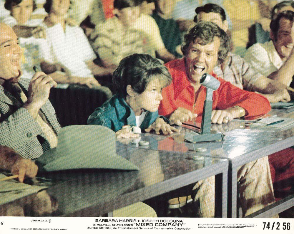 Barbara Harris Mixed Company lobby card 1974