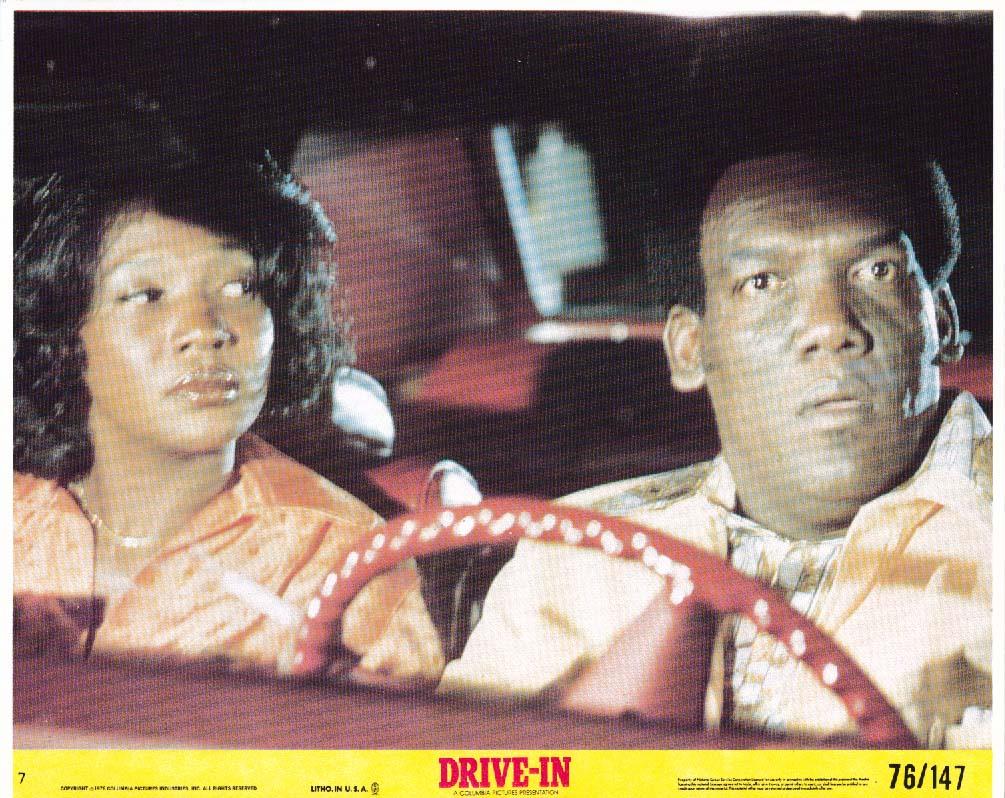 Drive-In lobby card 1976