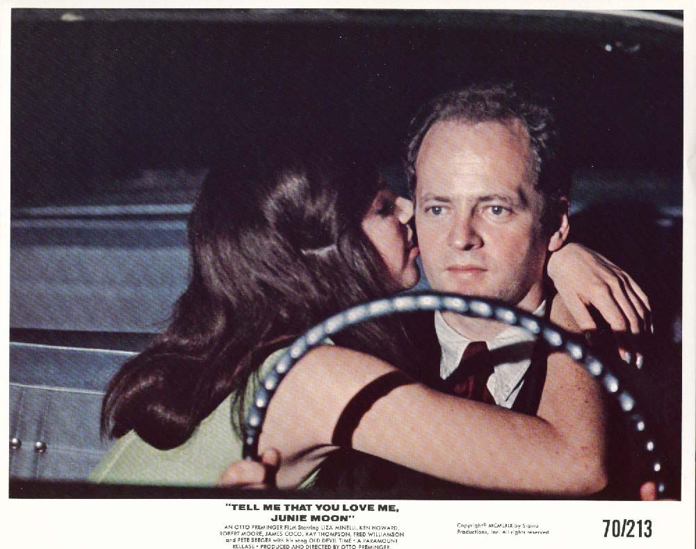 Liza Minnelli Tell Me You Love Junie Moon 8x10 pic 1970
