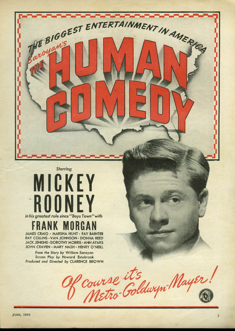 the human comedy That's fine, spangler said, and this is the place to start music all around you --  real music -- straight from the world -- straight from the hearts of people.