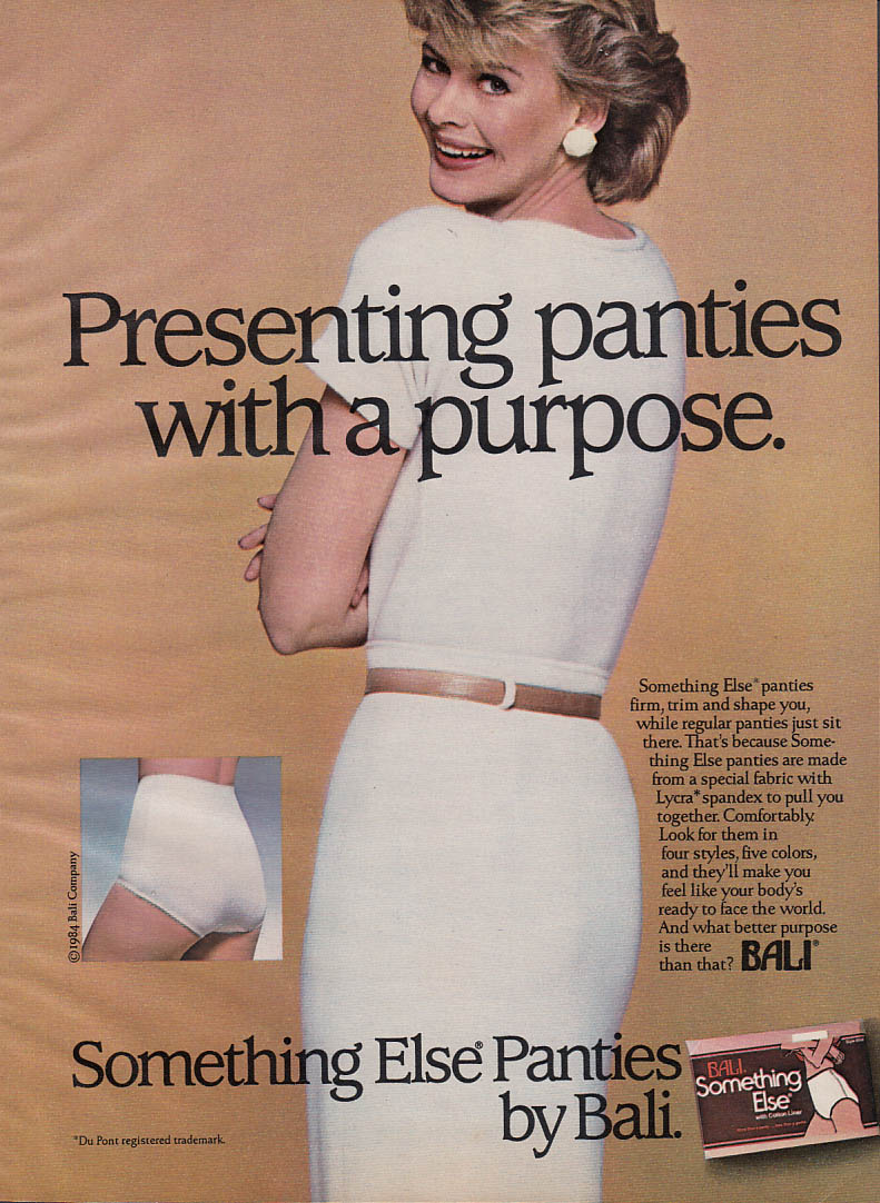 Knickers as present