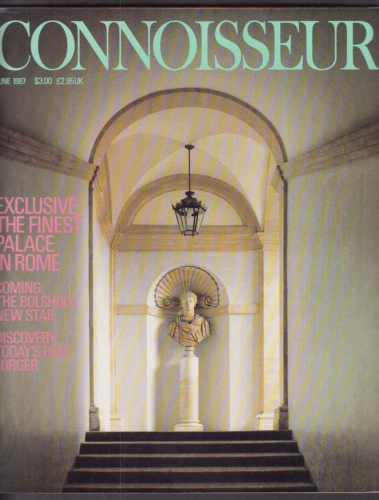 Image for CONNOISSEUR Mukhamedov of the Bolshoi Calvin & Hobbes 6 1987
