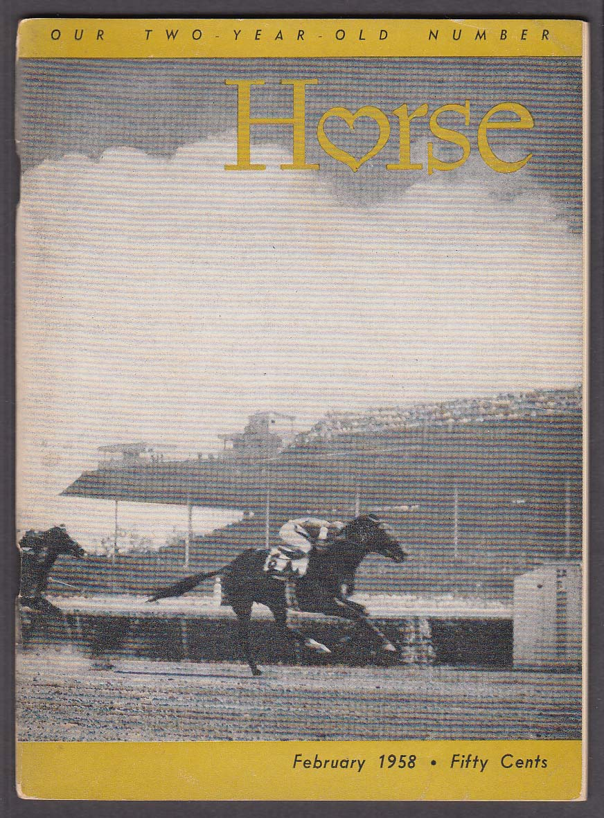 HORSE Of, by & About Horses 2 1958