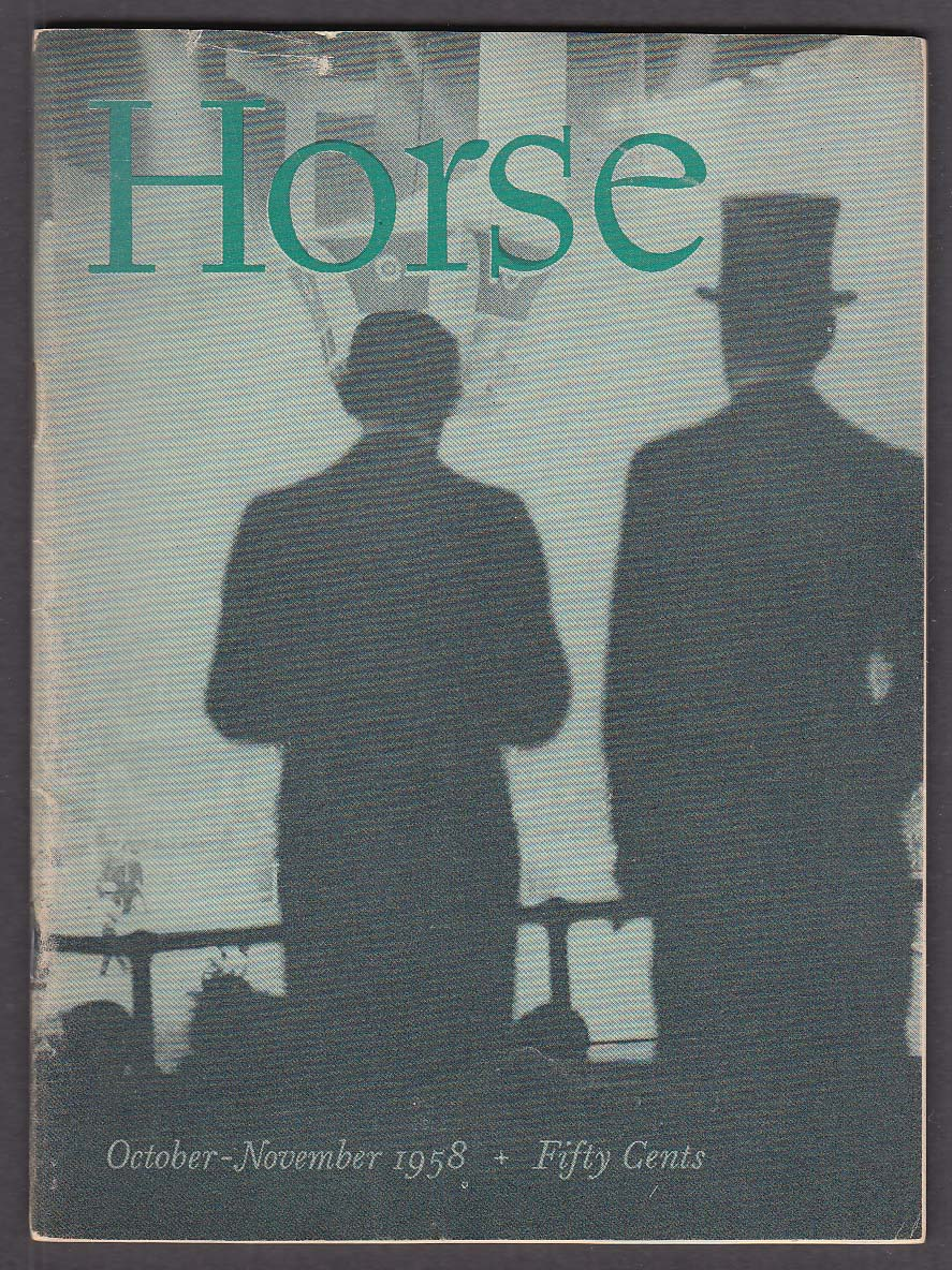 Image for HORSE Of, by & About Horses 11 1958