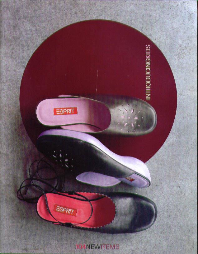 Esprit Teen Fashion Catalog Introducing Kids Fall 2000