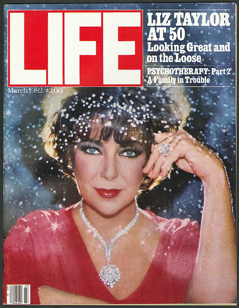 LIFE Elizabeth Taylor Hauptmann Wayne Gretzky Lindbergh Gary Huckabay ++ 3 1982