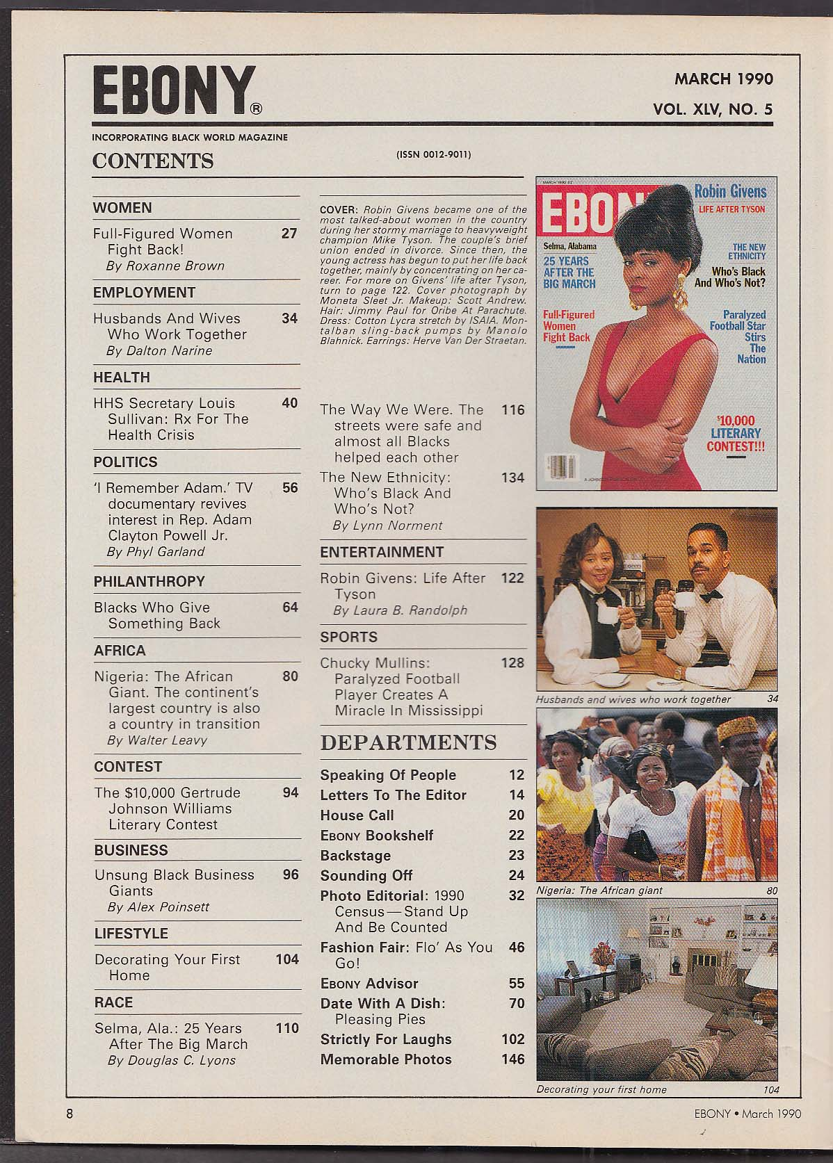 Image for EBONY Robin Givens after Tyson Selma Alabama 20 years later 3 1990