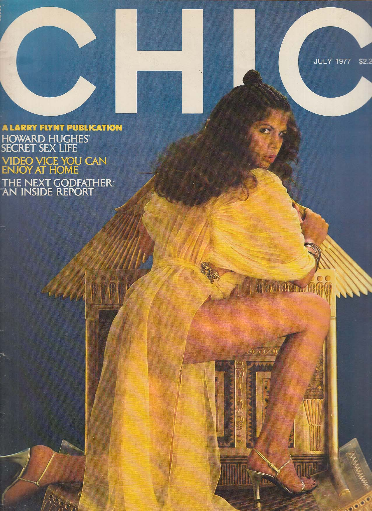 CHIC Howard Hughes Carmine Galente 7 1977 nudes