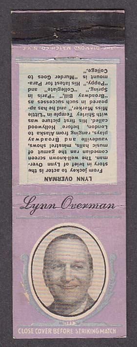 Image for Lynn Overman Murder Goes to College portrait matchcover