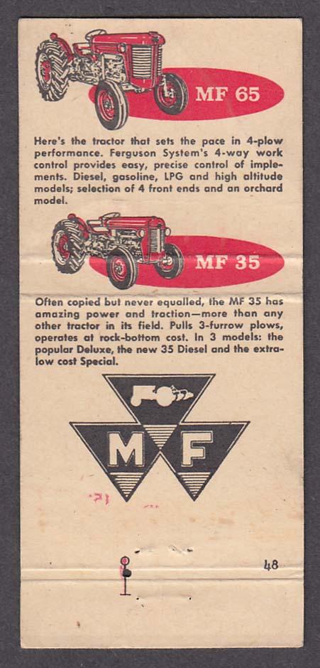 Massey-Ferguson Tractors Lon's Garage & Implement Co Tucumcari NM atchcover