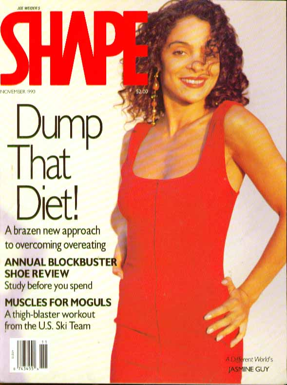 SHAPE Jasmine Guy A Different World 11 1990