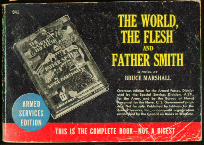 ASE 942 Bruce Marshall: World The Flesh & Father Smith