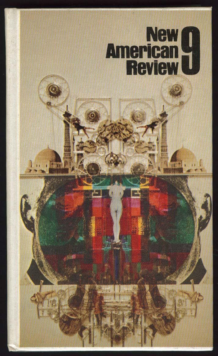 New American Review #9 Merwin Graves Hoagland Rukeyser Kunitz 1st ed 1970