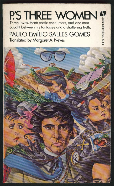 Paule Emilio Salles Gomes: P's Three Women 1st pb ed 1984 Margaret A Neves