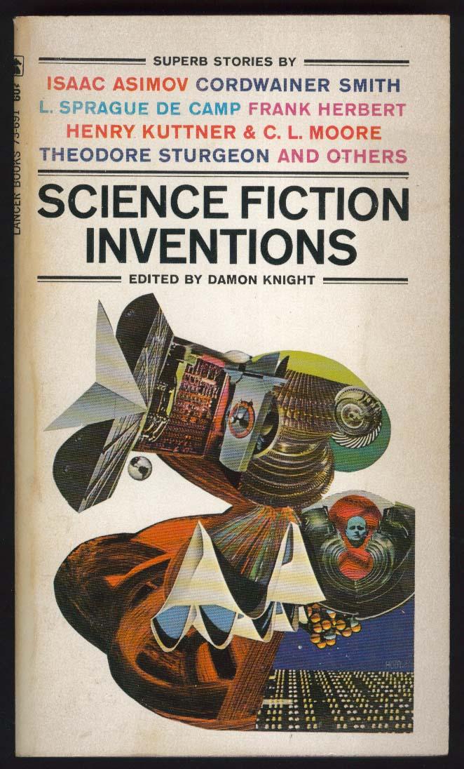 Asimov Sprague de Camp Herbert Sturgeon: Science Fiction Inventions