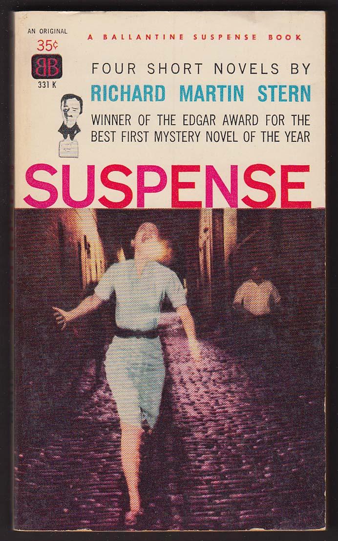 Image for Richard Martin Stern: Suspense pb 1959 GGA