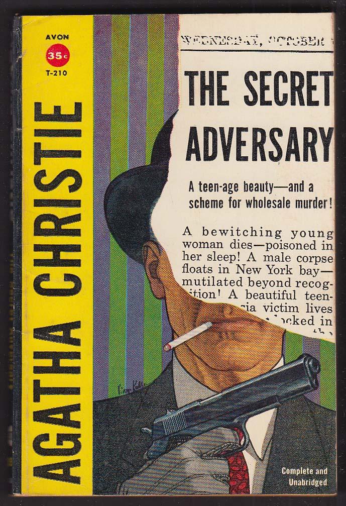 Agatha Christie: The Secret Adversary pb