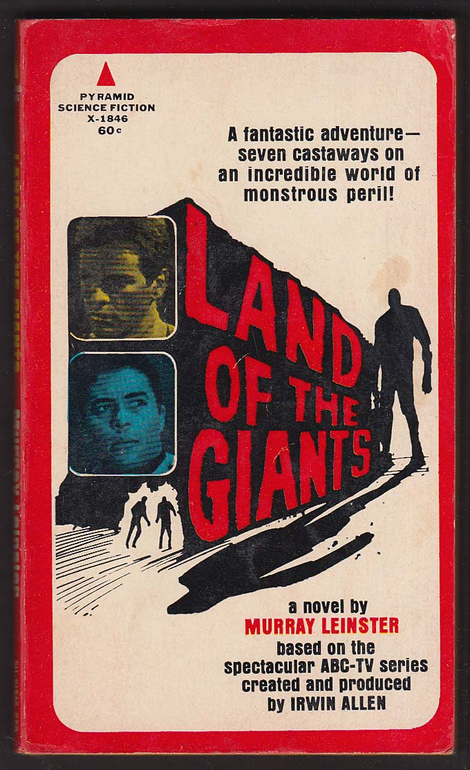 Image for Murray Leinster: Land of the Giants TV tie-in pb 1968