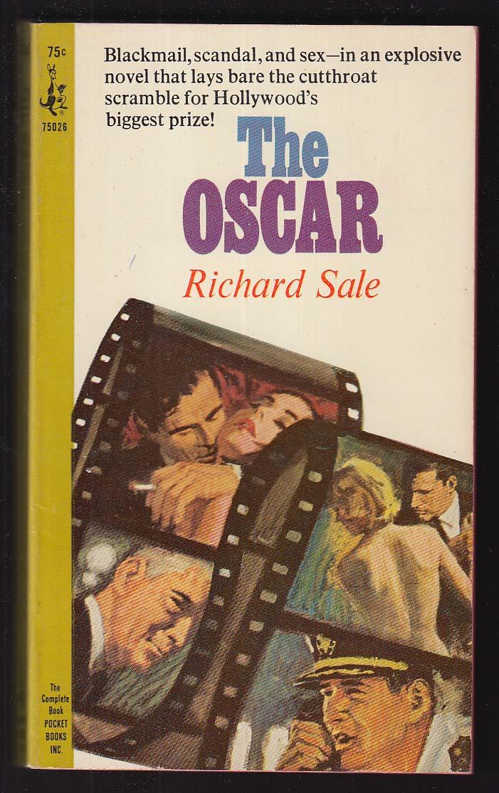 Richard Sale: The Oscar 1st pb ed 1964 GGA