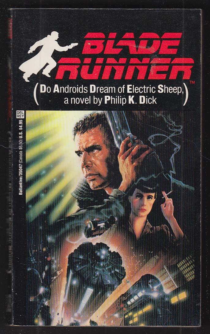 Philip K Dick: Blade Runner movie tie-in pb 20th printing 1992