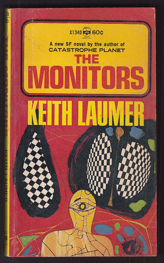 Keith Laumer: The Monitors 1966 pb