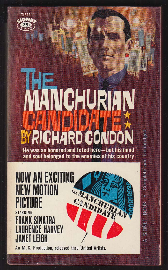 manchurian candidate film theory paper The manchurian candidate, 2004 of the manchurian candidate it took me a while because print it out and read it on paper.