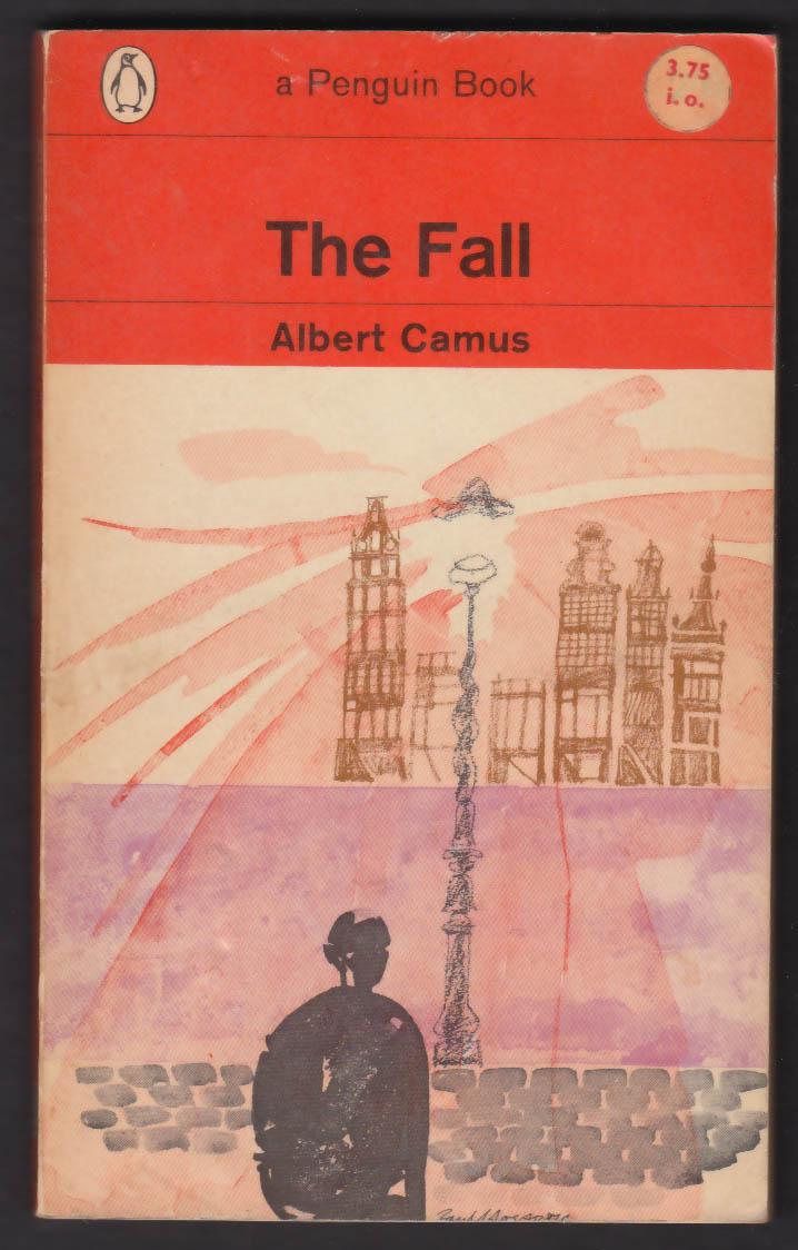Albert Camus: The Fall 1st pb ed 1957