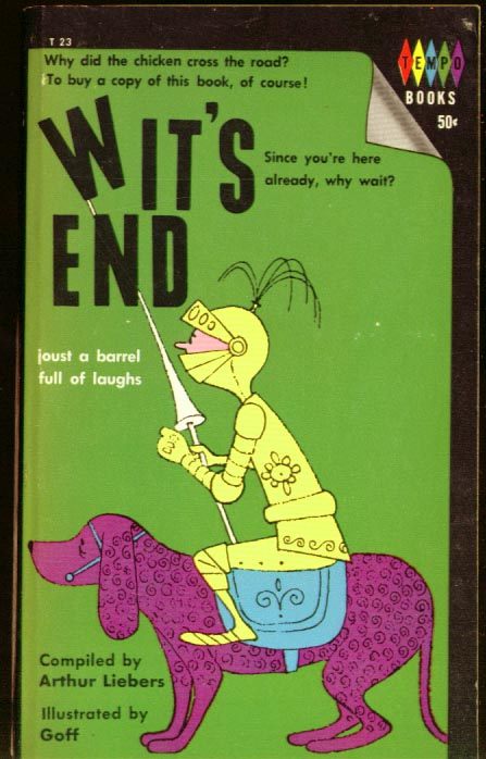 Wit's end, Liebers, Arthur
