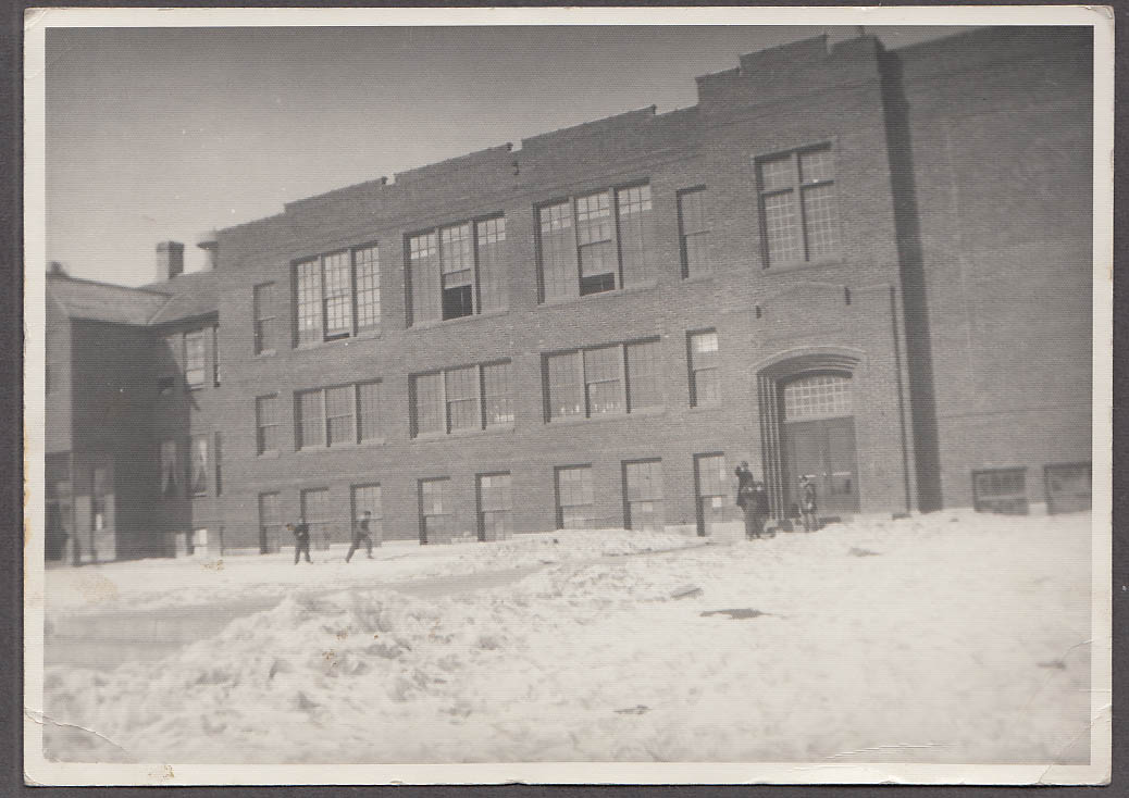 Image for Schoolhouse at Northome / Newport Minnesota built 1922 photo