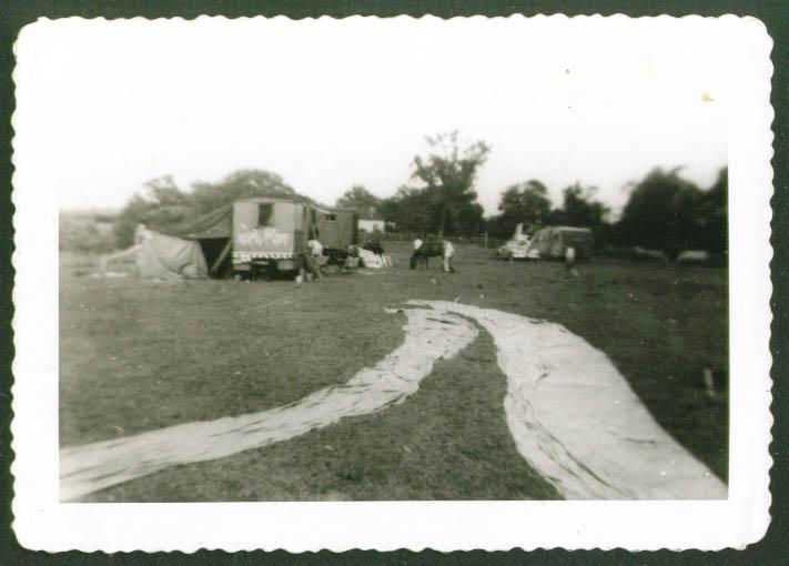 Adolf Delbosq's Horse Bradley & Benson Circus photo '45