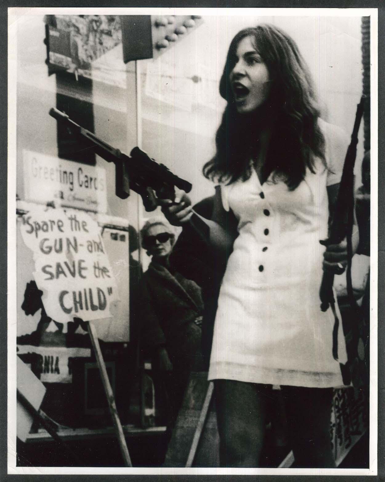 Jeannie Berlin Getting Straight 8x10 photograph 1970