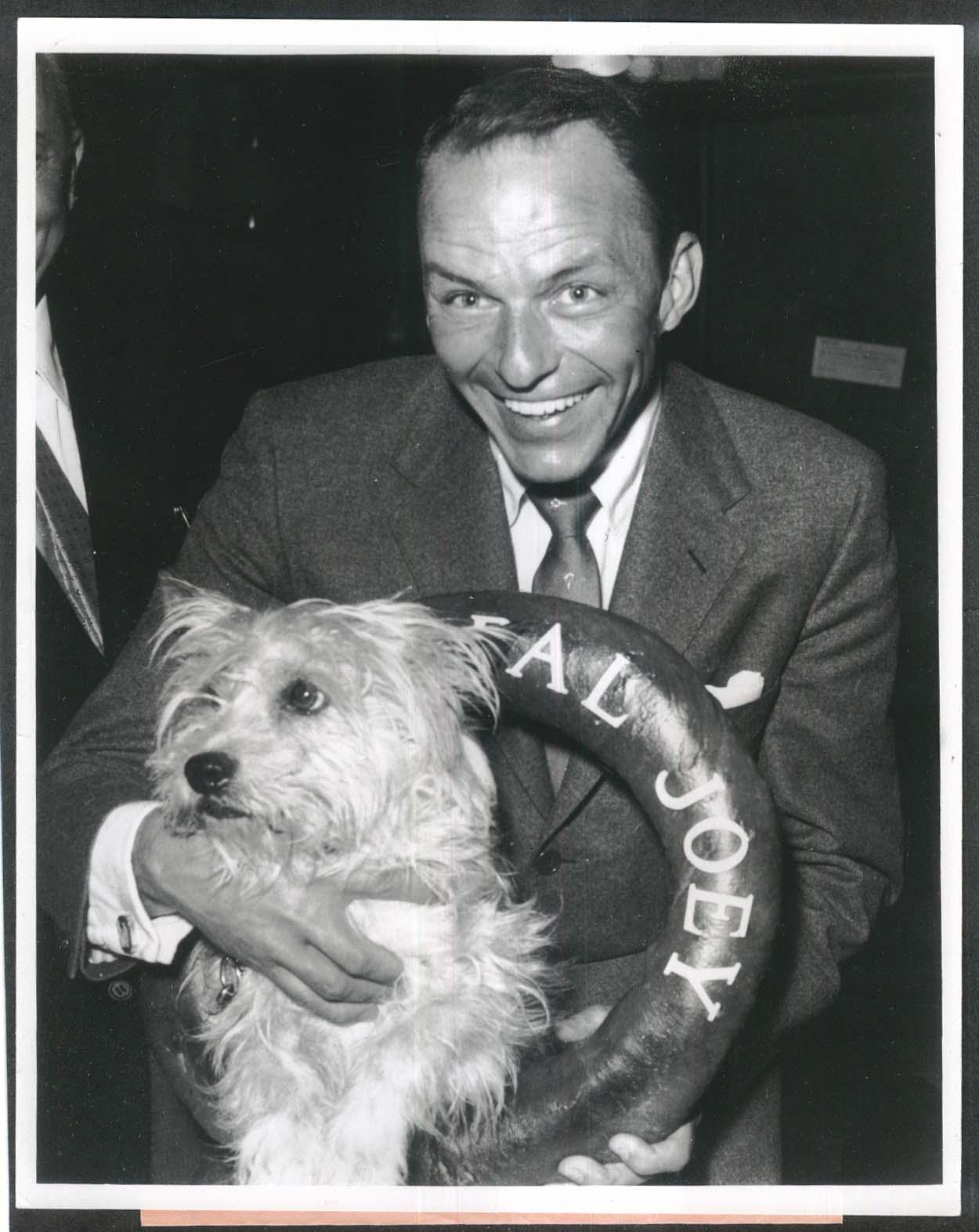 Frank Sinatra Pal Joey 8x10 news photograph 1970