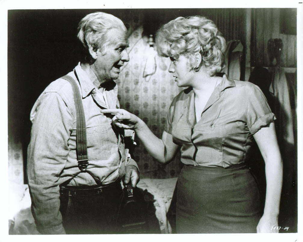 Wallace Ford Shelley Winters A Patch Of Blue 8x10 1965
