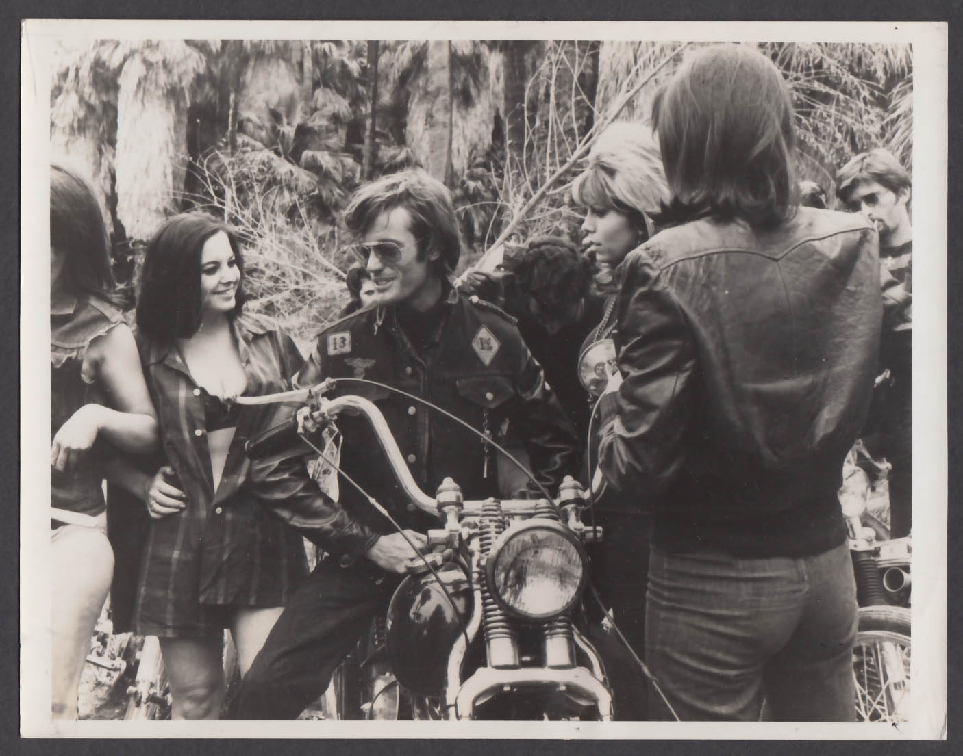 Peter Fonda in The Wild Angels 8x10 publicity photo 1966