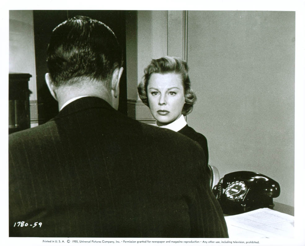 June Allyson Kendall Clark in The Shrike 8x10 1955