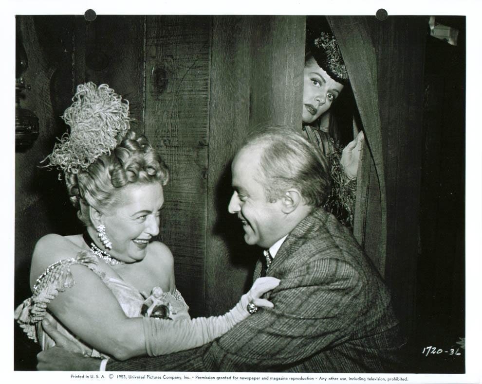 Lee Patrick Ann Sheridan Take Me to Town 8x10 1953