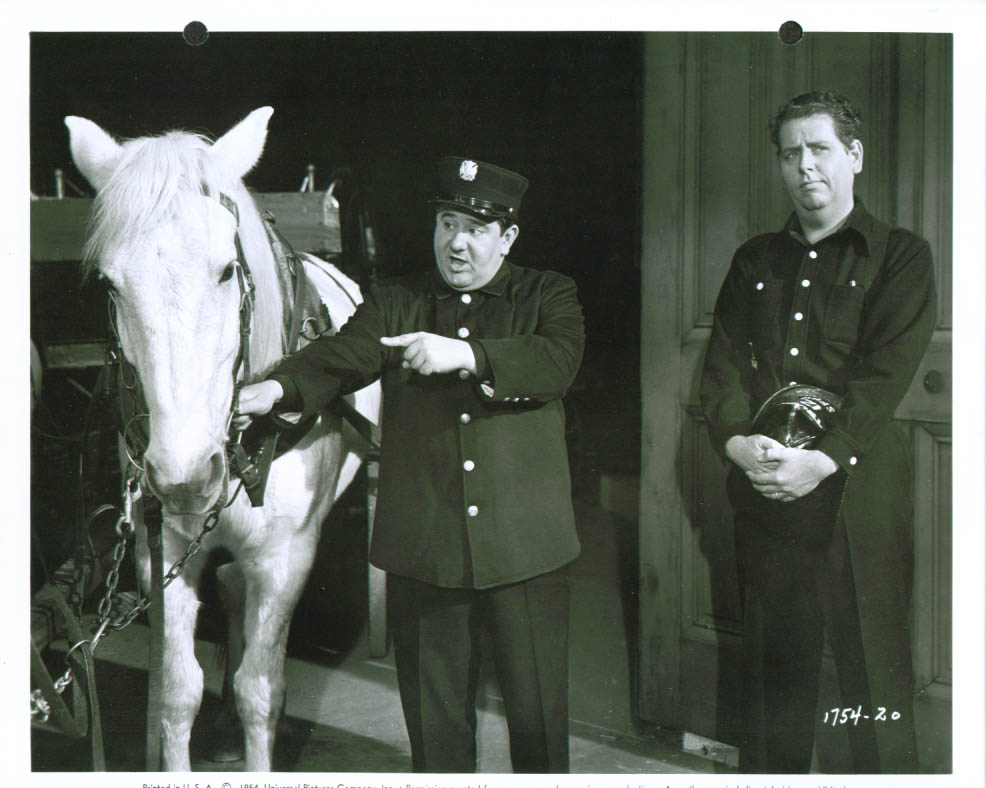 Buddy Hackett in Foreman Save My Child 8x10 1954