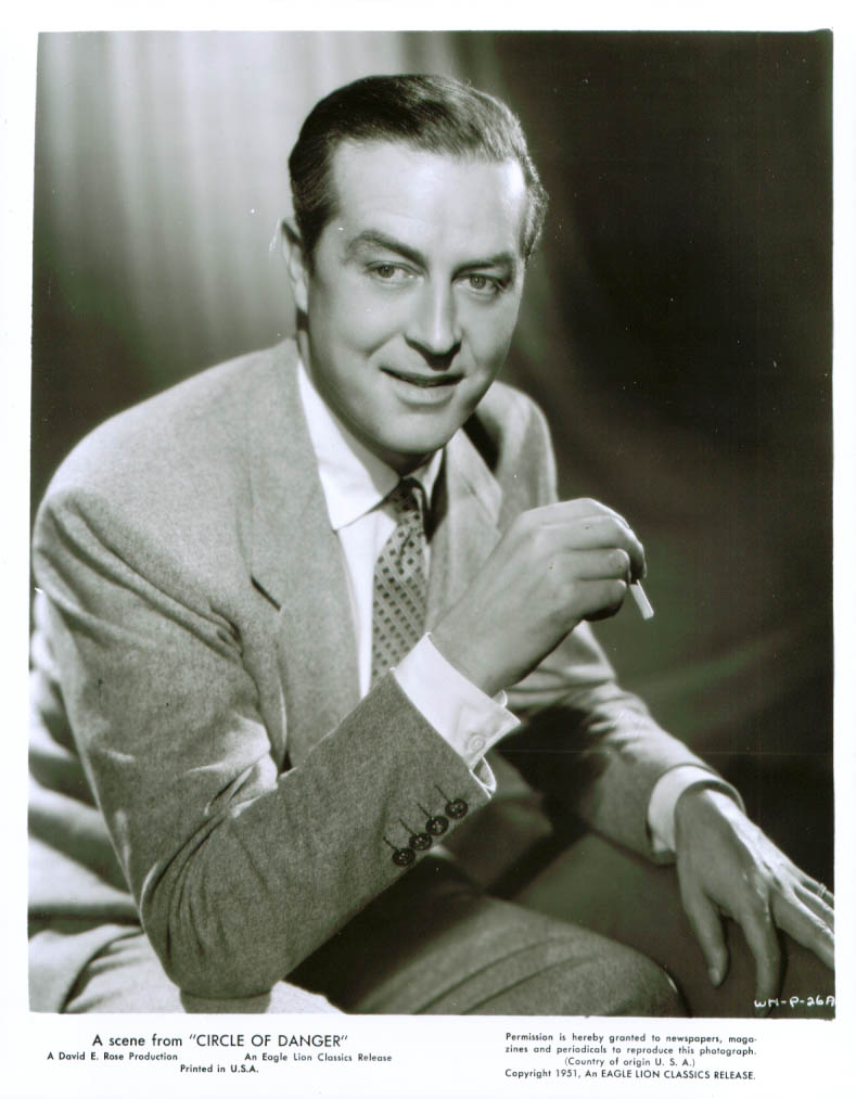 ray milland movies list