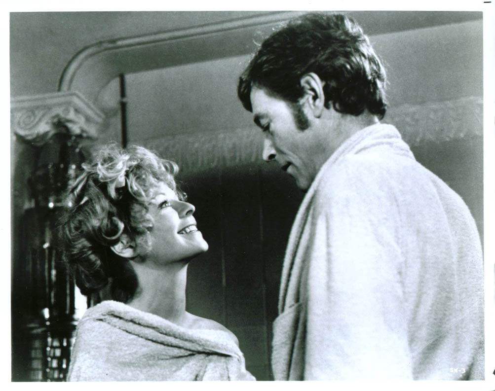 Susannah York Peter O'Toole The Same Skin 8x10 1970