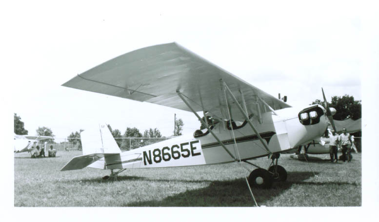 1961 Pietenpol PH-1 Air Camper N8665E airplane photo