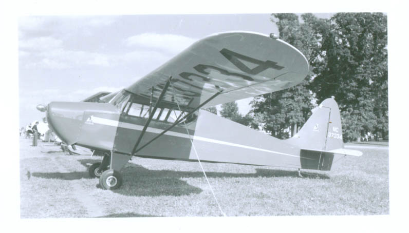 1941 Interstate S-1A N37334 airplane photo