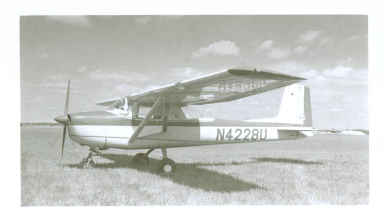 1963 Cessna 150D N4228U airplane photo
